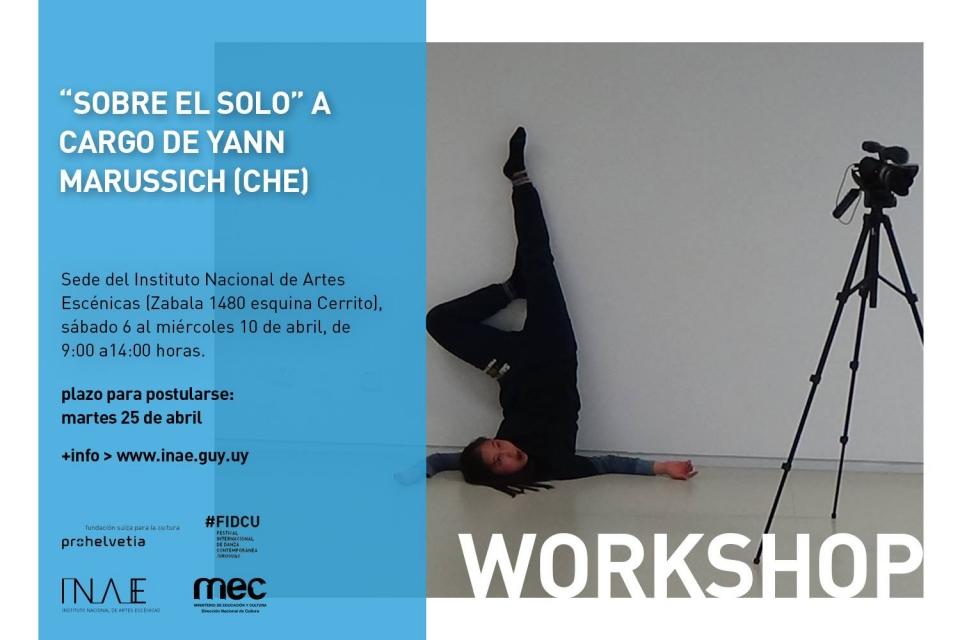 Workshop - solo - 2017